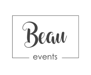 Beau events zwart wit